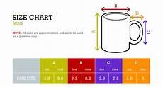 Coffee Cup Sizes Chart Standard Coffee Mug Size Arts Arts