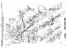 Ford Truck Part Numbers Steering Column Amp Related