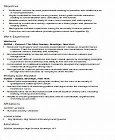Objective For Nursing Assistant Resume Cna Resume Objective 6 Examples In Word Pdf