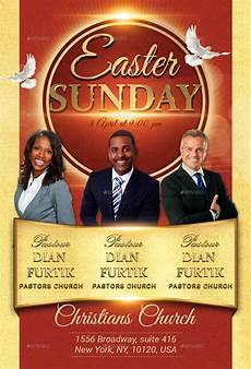 Church Flyer Easter Sunday Church Flyer