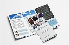 3 Fold Brochure Templates 15 Free Tri Fold Brochure Templates In Psd Amp Vector