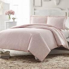 cottage soft dusty pink comforter and duvet set