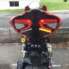 Light Eliminator Kit Ducati 1299 Panigale Tidy Fender Eliminator Kit