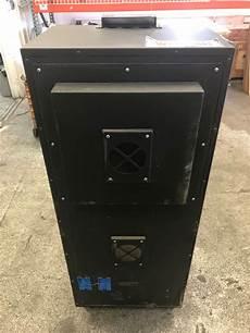 misc locking computer cabinet w acer monitor btm