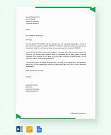 Business Lease Proposal Template 12 Lease Proposal Templates Free Sample Example