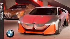 2019 bmw reveal bmw nextgen 2019 bmw vision m next reveal and