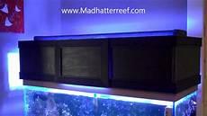 Aquarium Canopy Lights Diy Aquarium Canopy Update 3 Youtube