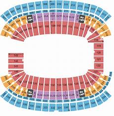 Interactive Seating Chart For Gillette Stadium 2018 Ama Supercross Tickets Salt Lake City Ama