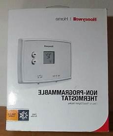 Honeywell Digital Non Programmable Thermostat Rth111b