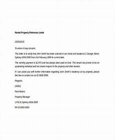 Real Estate Reference Letter Sample Sample Example Amp Format Templates Reference For Renting