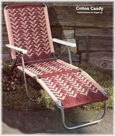 macrame chair vintage macrame cording lawn chairs 14 southwest