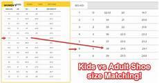 Youth Shoe Size Chart Vs Women S Keen Vs Kid Shoe Size Comparison Ayda Walsh Ayda Net