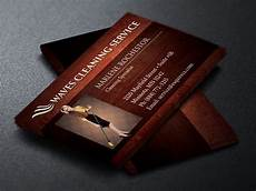 Business Cards For Cleaning Services Elegant Cleaning Business Card Business Card Templates