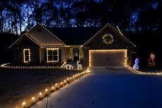 Christmas Rope Light Design Ideas Outdoor Christmas Decorating Ideas Roof Christmas Lights