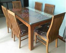 Dining Table Card Design Urri Dining Table Better Home India