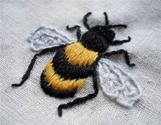 a perfectly embroidered bee by homfray gt note l s