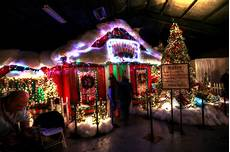 Cajun Village Christmas Lights The Christmas Village In New York That Becomes Even More