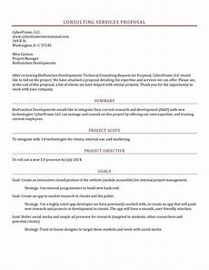 Management Consulting Proposal 39 Best Consulting Proposal Templates Free ᐅ Templatelab