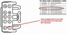 2012 F350 Light Fuse 2012 Ford F250 Roof Cab Lights Wiring