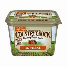 Country Crock Light Space Saving Tub Serves Up New Country Crock Recipe