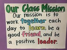 Classroom Mission Statement 58 Best Images About Mission Statements Leader In Me On
