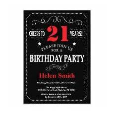 21 Bday Invites Free Printable 21st Birthday Invitations Templates 21st