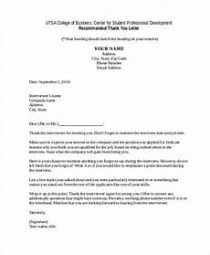 Sample Thank You Business Letters Free 74 Thank You Letter Examples In Doc Pdf Examples