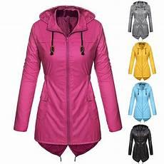 Light Raincoat Women S Lightweight Hooded Raincoat Waterproof Active