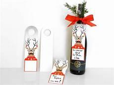 flaschenanh 228 nger f 252 r das schnelle weihnachtsgeschenk