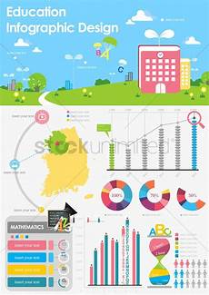 education infographic design vector image 1509891