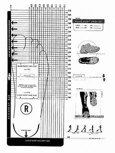 Shoes Com Size Chart Printable Shoe Size Chart Activity Shelter