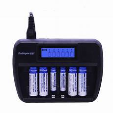 Doublepow Uk83 Slot Rechargeable Battery Charger by Doublepow K66 6 Slot Charge Aa Aaa Rechargeable