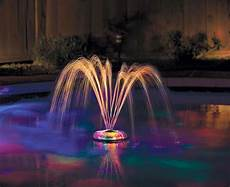 Water Feature Lights Underwater Amazon Com Game 3567 Underwater Light Show And Fountain