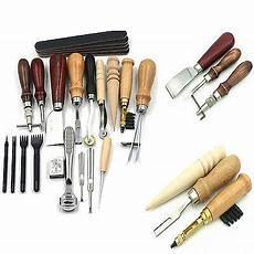 Leder Werkzeug Setboxen by Sonstige Sattler Alte Berufe Antiquit 228 Ten Kunst 1