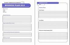 Blank Business Plan Template New Business Plan Template New Business Plan Templates