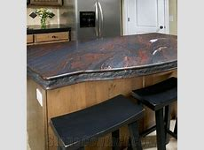Iron Red Granite Island from United States   StoneContact.com