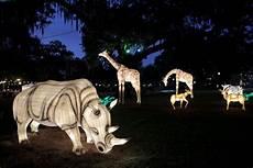 Zoo Lights New Orleans Audubon Zoo Lights