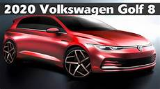 volkswagen golf gtd 2020 2020 volkswagen golf 8 everything we about the all