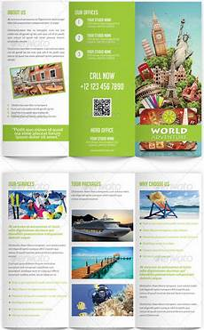 Travel Guide Brochure Template 40 Best Travel And Tourist Brochure Design Templates 2018