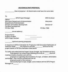 Proposal And Contract Template Free 19 Sample Construction Proposal Templates In Pdf