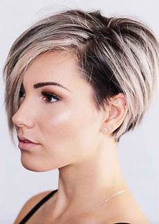 frisuren asymmetrisch kurz 20 kurze asymmetrische bob frisuren hair undercut