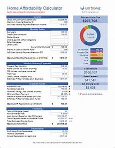 Mortgage Calculator Excel Sheet Home Mortgage Calculator Templates 13 Free Docs Xlsx