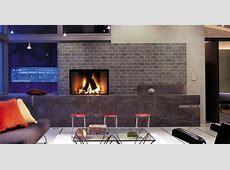 Custom Concrete Fireplace   CHENG Concrete Exchange