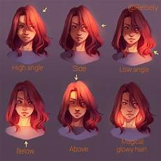 Lighting Tutorial Magical Glowy Hair Is The Best This Was A Basic Lighting