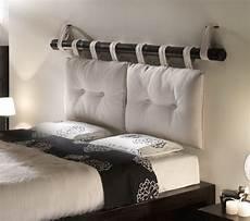 cuscini da letto testiera letto con cuscini ikea set 2 cuscini per