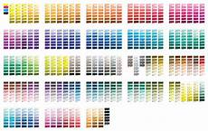 Solver Color Chart Mge Painting Painters Amp Decorators Diamond Creek