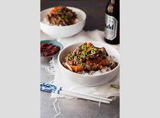 Korean Beef Bowl (Bulgogi   Korean BBQ Beef)   RecipeTin Eats