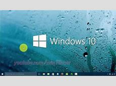 Windows 10 : How to add programs to startup   YouTube
