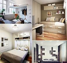 Small For Bedroom 20 Big Ideas For Small Bedroom Designs Design Swan