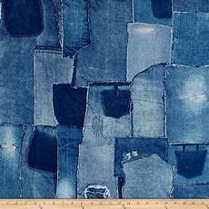 patchwork denim limited edition 108 in wide back denim patchwork from